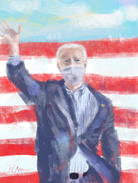 Joe Biden, Inauguration Day Freedom