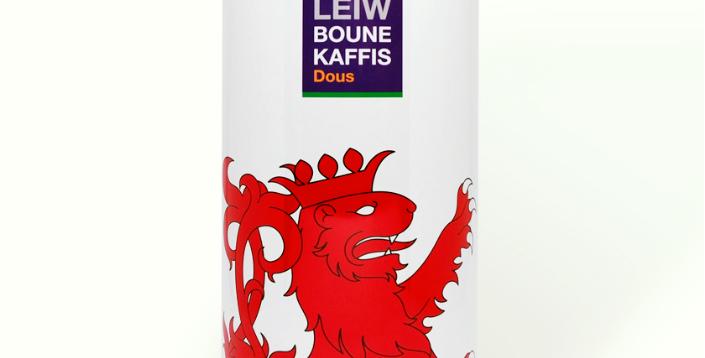 KAFFISDOUS - COFFEE TIN 500 GR