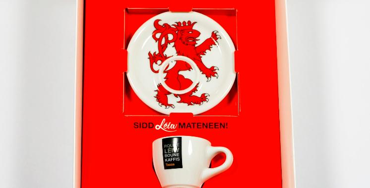 """KAHLA """"ESPRESSO"""" COFFEE CUP"""