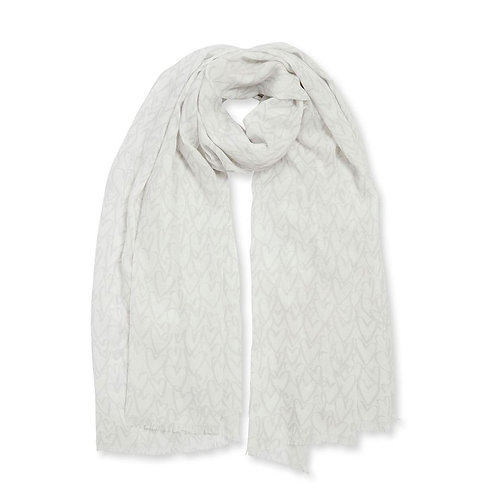 Love Love Love Sentiment Scarf by Katie Loxton
