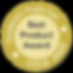 Scotland's Trade Fair Best Product Award 2020