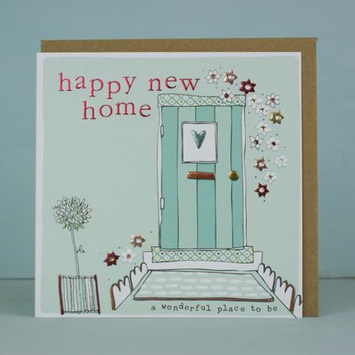 Card: New Home
