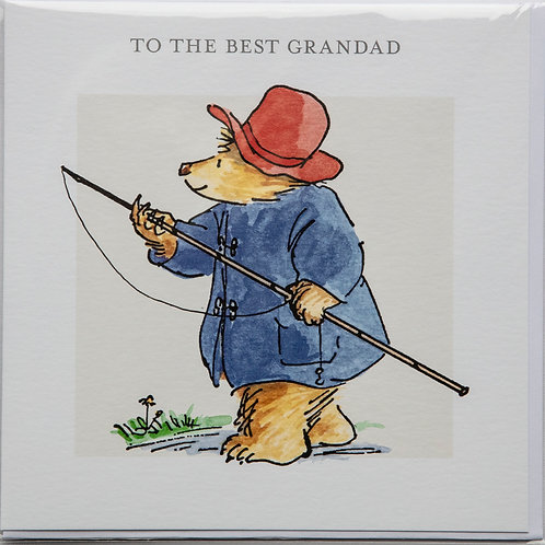 Card:  To The Best Grandad