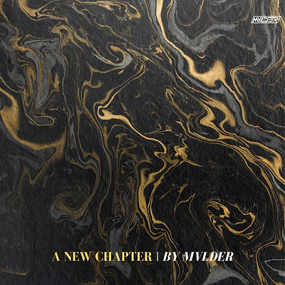 A New Chapter by MVLDER (Album Artwork).