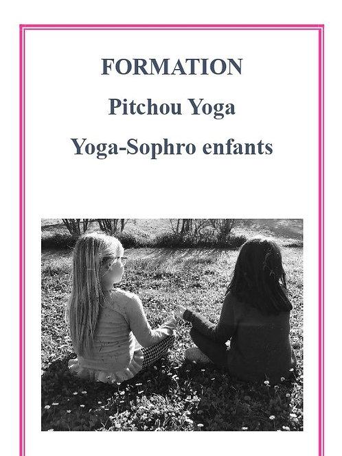 Formation Yoga Sophro enfants