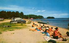 Nason's Beach & Campground 1950's