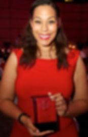 Leeanne Adu PA of the Year 2013