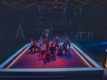 Michael and cast of Box 4901 named Outstanding Ensemble by NOW Magazine