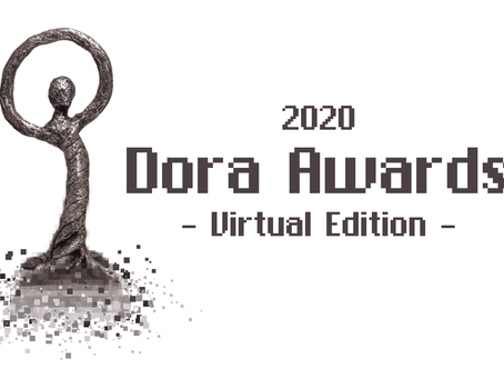 Michael nominated for a 2020 Dora Mavor Moore Award