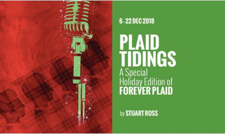 Michael to join cast of Sudbury Theatre Centre's Plaid Tidings