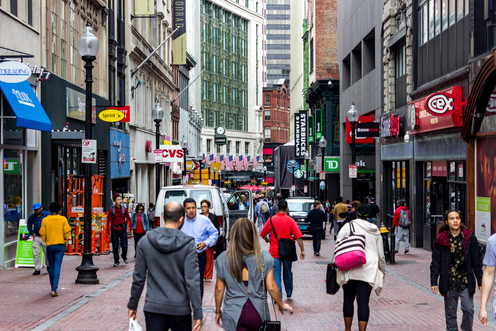 A Trip Through Boston