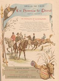 Baron de Vaux Les Hommes de Cheval depui