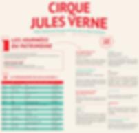 Cirque Jules Verne Amiens 16 septembre 2