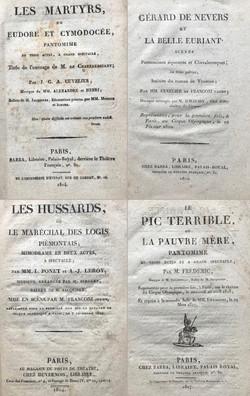 Répertoire du Cirque Olympique