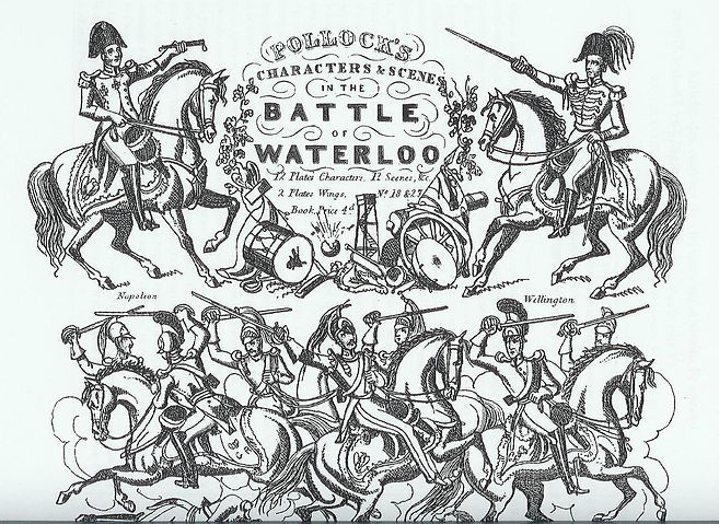 Toy_Theatres_Bataille_Waterloo_1816_©Car