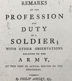 Publications de Philip Astley