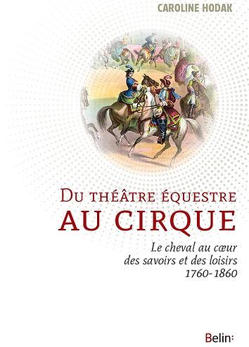 Caroline Hodak Du Théâtre Equestre au Cirque