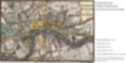 Astley's Amphitheatre Royal Circus London map