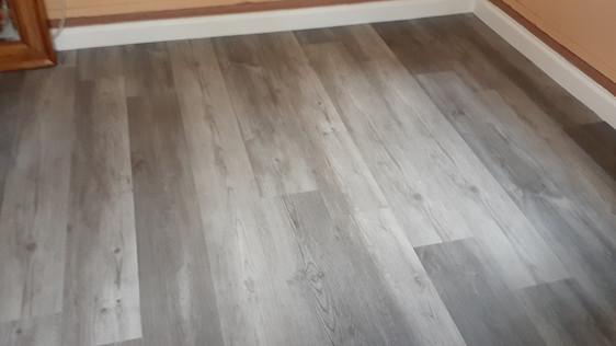 Vinyl Planks Installation