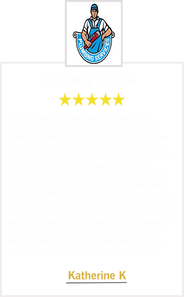 Plumbing Services Reviews