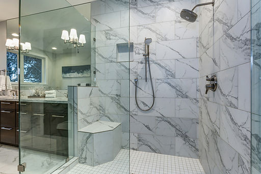 Shower Renovations Contractor.