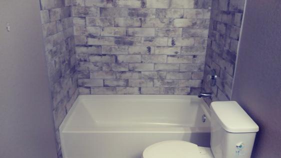 Bathtub Enclosure