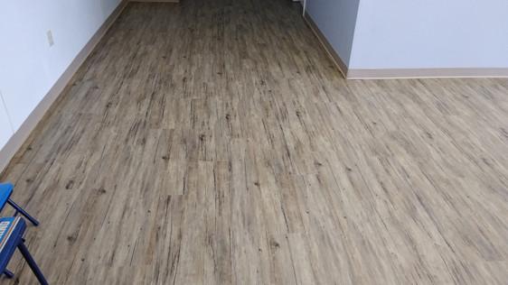 Clinic Flooring Renovation