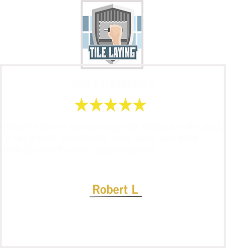 Tile Installations Reviews