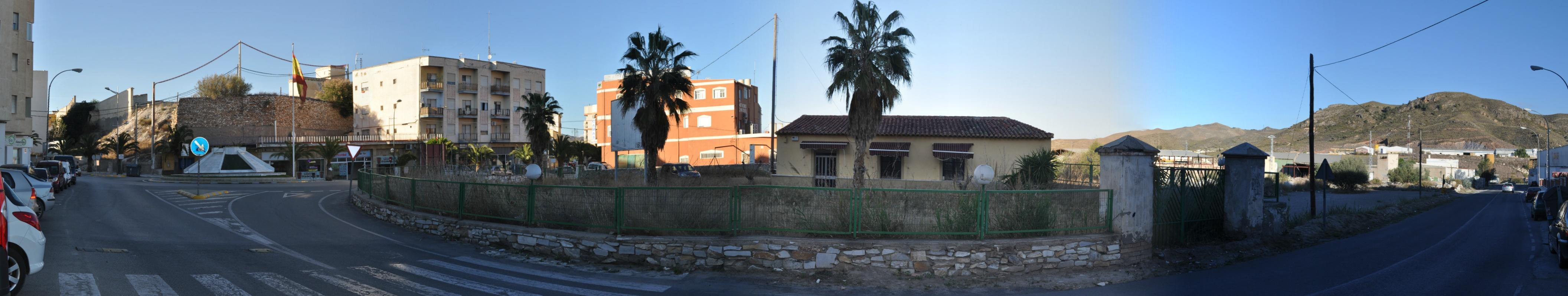 Nueva Urbanización _ Estado Inicial