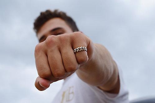 Cuban Link Ring