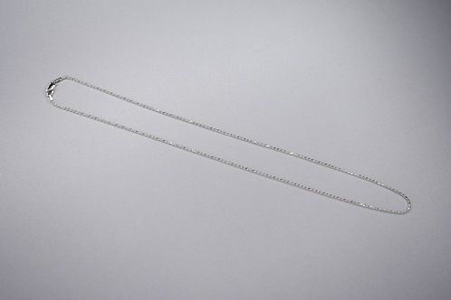 1.5mm Minimalistic Rope Chain