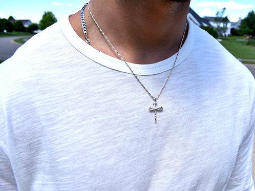JB Nail-Cross Chain