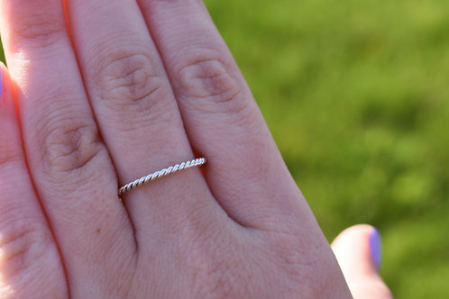 Stackable Braided Band