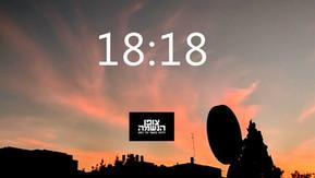 18:18 מסר המשקף קשר טוב ומאוזן עם תהליך הגשמתו של רעיון במציאות.