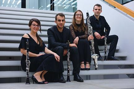 Zurich Clarinet Quartet