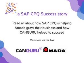 CANGURU & Amada present: a SAP CPQ Success story