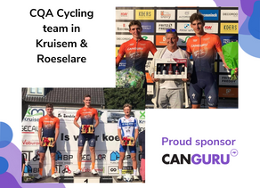 CQA team in Roeselare & Kruisem