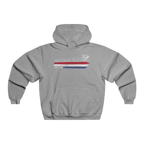 Men's NUBLEND® Hooded Sweatshirt | Waterski Wyoming