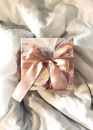 Emballage boîte cadeau