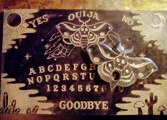 Moth Ouija Board