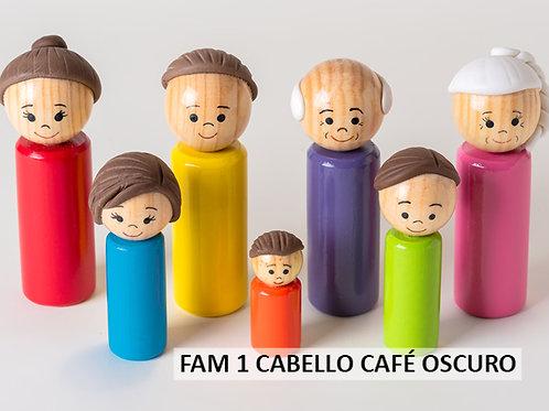 Familia de madera 1
