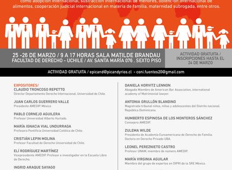 Seminario Internacional Privado de Familia.