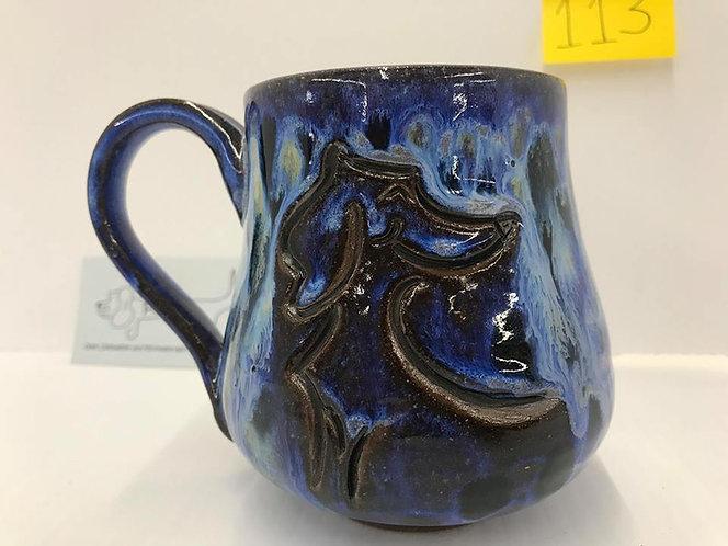 Weiner Dog Body Blues Mug #113