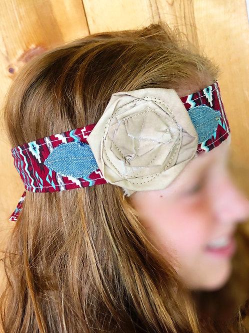 Adabelle Rosette Head Wrap