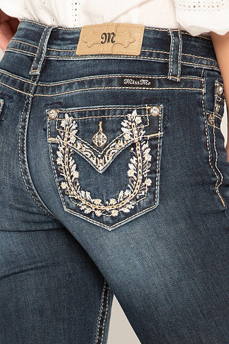 Miss Me Lucky Daydream Ladies Jeans