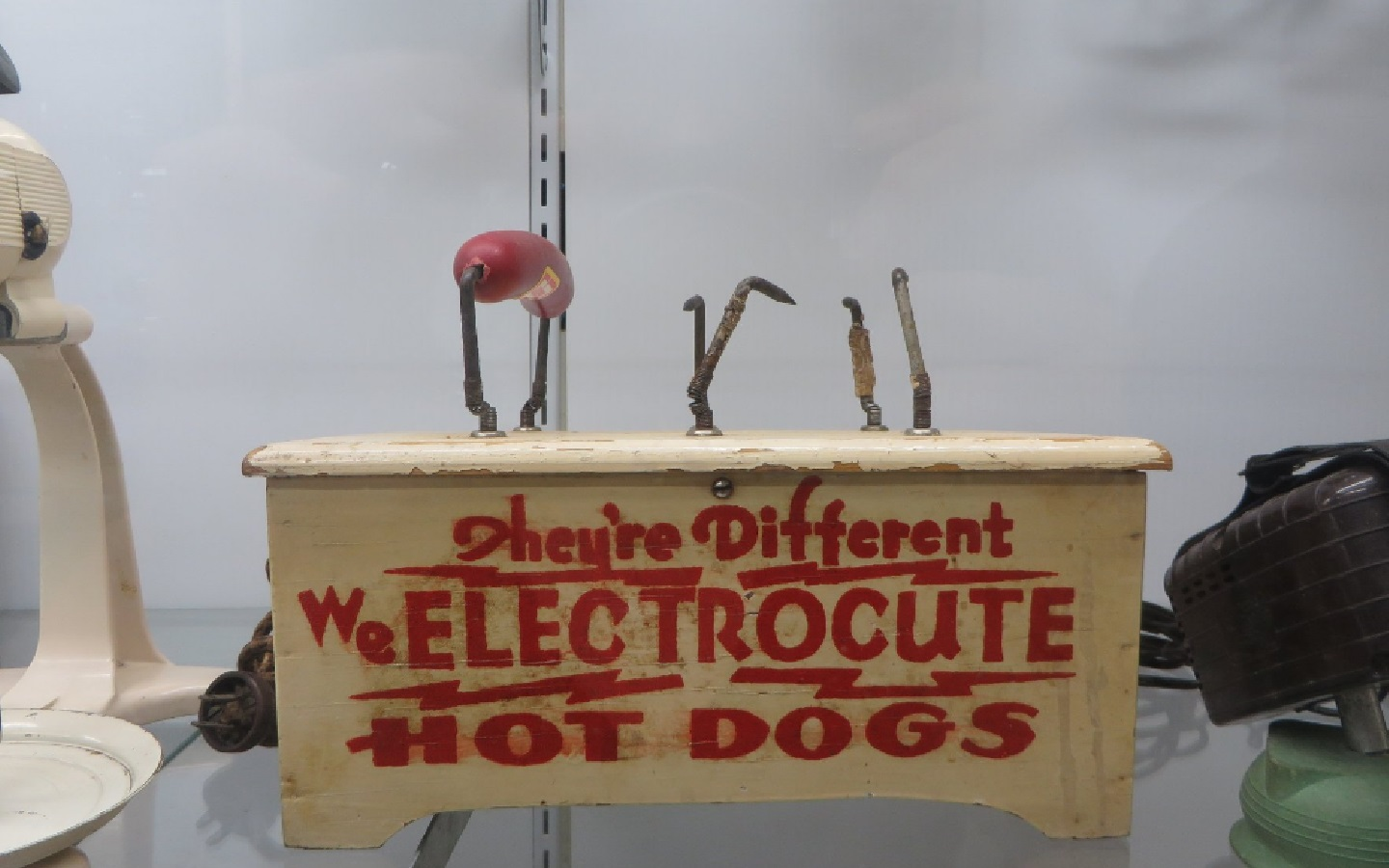 Electrocute Hotdogs