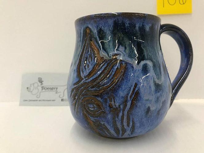 Blues Horses Mug #106