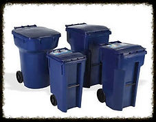 cascade cart solutions, cascade trash carts