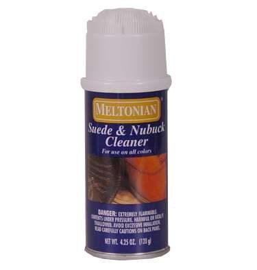 Meltonian Suede and Nubuck Cleaner-Aerosol