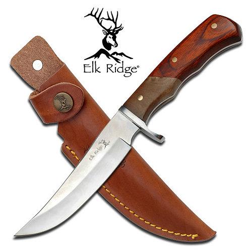 Elk Ridge Outdoor Fixed Blade Knife 9.5-Inch Overall